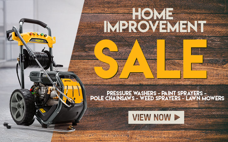 home improvement sale